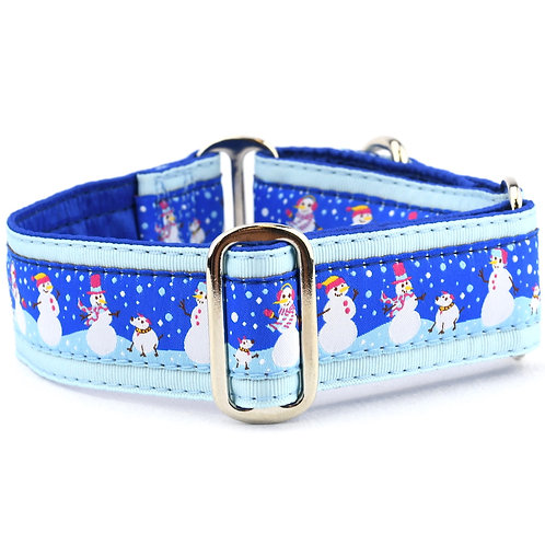 Winter Friends – Exclusive Dog Collar