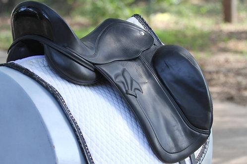 "Mac Rider Challenge 17.5"" Dressage Saddle - Excellent Condition"