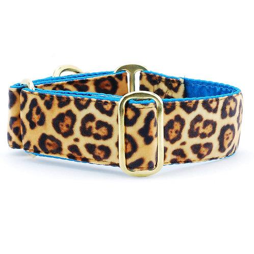 Soft Kitty Dog Collar - Velvet Lined