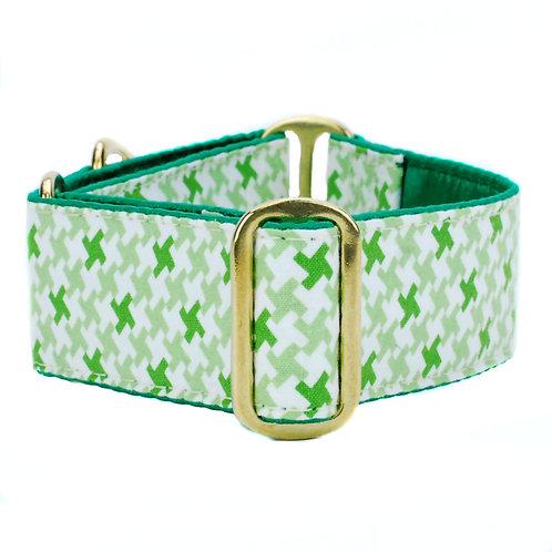 Spring Pixels Dog Collar