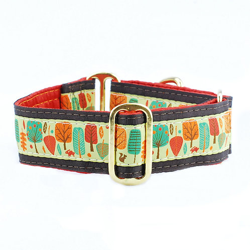 Fall Leaves – Exclusive Dog Collar