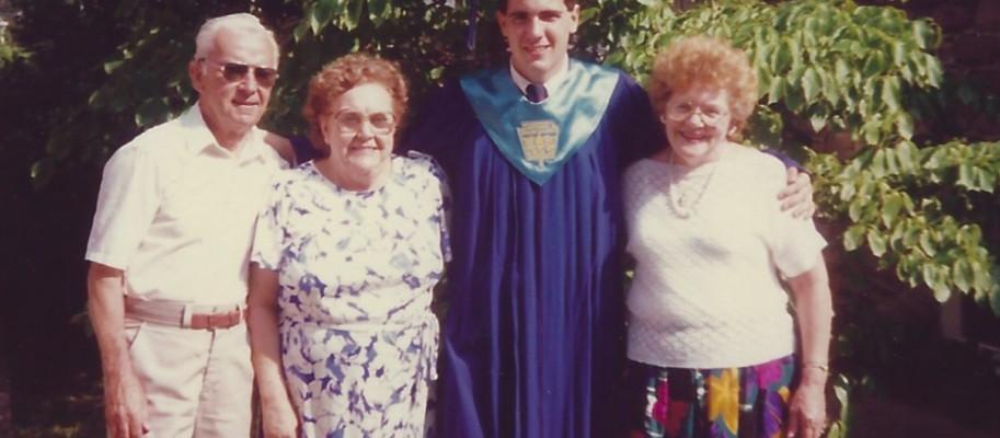 John's NAHS graduation