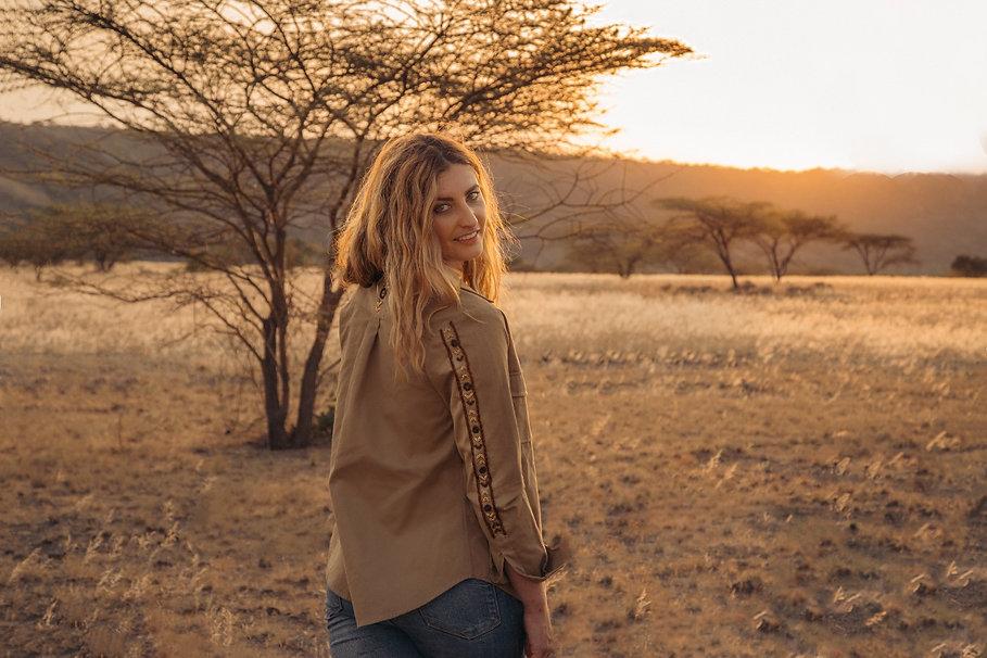 Lana Trzebinski Jacket - Garments - Nairobi, Kenya