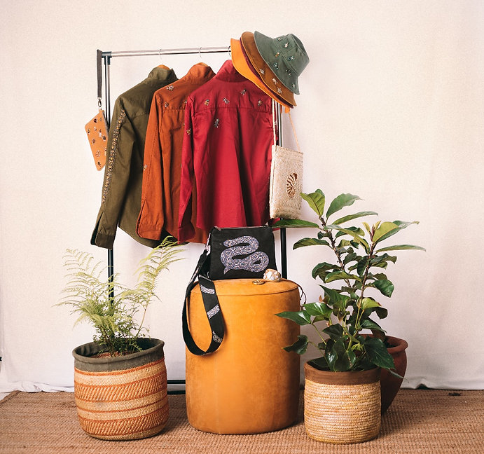 Lana Trzebinski Jackets - Garments - Nairobi, Kenya