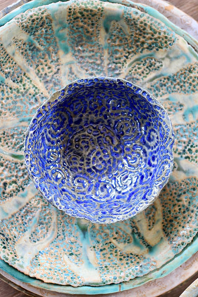 Lana Trzebinski - Ceramic Bowl - Nairobi, Kenya
