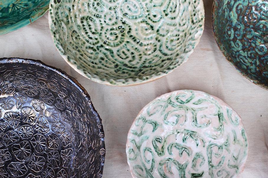 Lana Trzebinski Ceramic Bowl - Nairobi, Kenya
