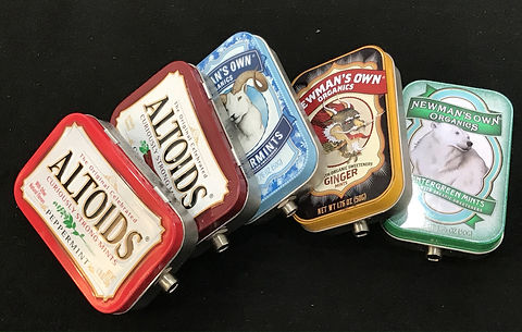 Mint Tin Microphones
