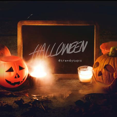 This week's #trendytopic! Halloween