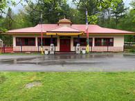 OCDR's Main Temple