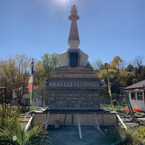 Stupa expanded
