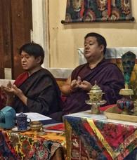 Kathok Situ Rinpoche and Namgyal Dawa Rinpoche