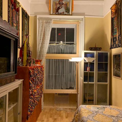 Window (Back Room) Sealed