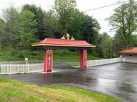 OCDR's Main Entrance