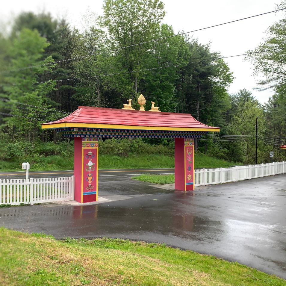 OCDR Main Entrance Gate