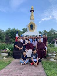 Dudjom Tenzin Yeshe Dorje Rinpoche - Kathok Situ Rinpoche - Namgyal Dawa Rinpoche