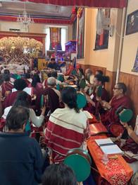 Troma Tshok with Bakha Rinpoche