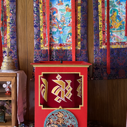 Meditation Room (Left-Section)