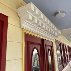 Carving Design for Main Entrance