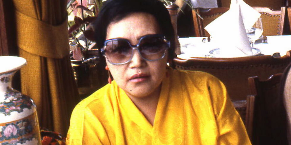 Mahaparinirvana Anniversary of Dudjom Sangyum Kusho