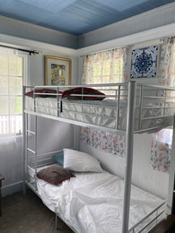 One of the Bunk Beds in Dormitory