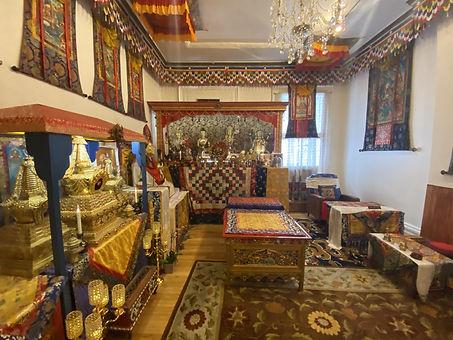 Yeshe Nyingpo Temple