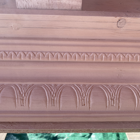 Carving Design for Main Entrance