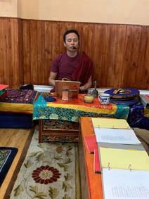 Lama Pema Umzeying