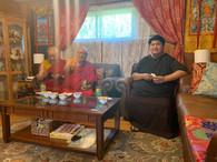 Namgyal Dawa Rinpoche - Tulku Pema Wangyal - Tulku Rangdrol