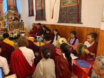 Lama Dorsem Chopa Puja