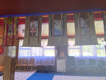 Thangkas in Dharmapalas Room
