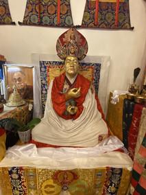 H.H Dudjom Rinpoche's Ku
