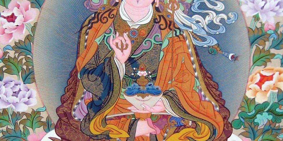 Guru Rinpoche Day: Lake Born Tshok