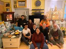 Celebrating Namgyal Dawa Rinpoche's birthday