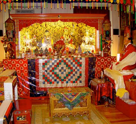 Yeshe Nyingpo before 2018 renovation