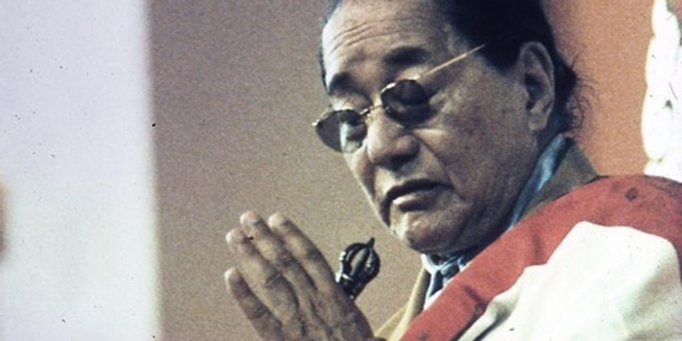 Mahaparinirvana Anniversary of H.H Kyabje Dudjom Rinpoche