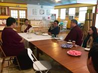 Dudjom Tenzin Yeshe Dorje Rinpoche - Garab Dorje Rinpoche - Kathok Situ Rinpoche - Namgyal Dawa Rinpoche