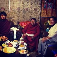 Shenpen Dawa Rinpoche - Garab Dorje Rinpoche - Namgyal Dawa Rinpoche