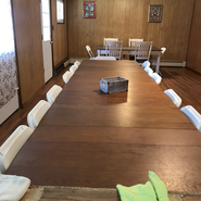 Dining Hall in the Buddha House