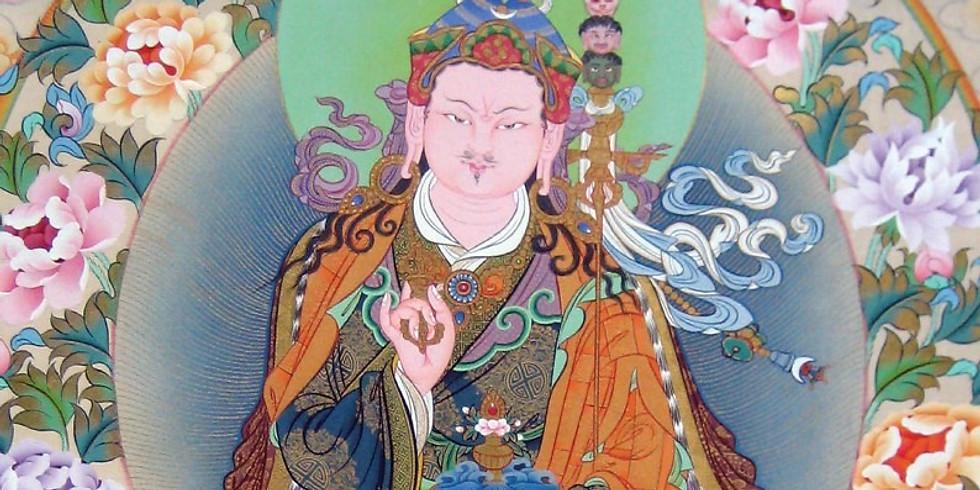 Guru Rinpoche Day: Nyingma Monlam