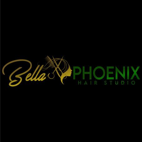 BELLA PHOENIX HAIR STUDIO LOGO