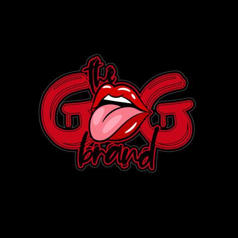 THE GAG BRAND CONDOM COMPANY LOGO