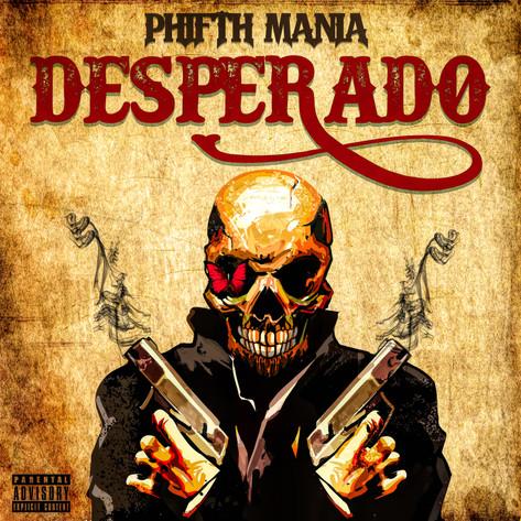 DESPERADO EP COVER ART