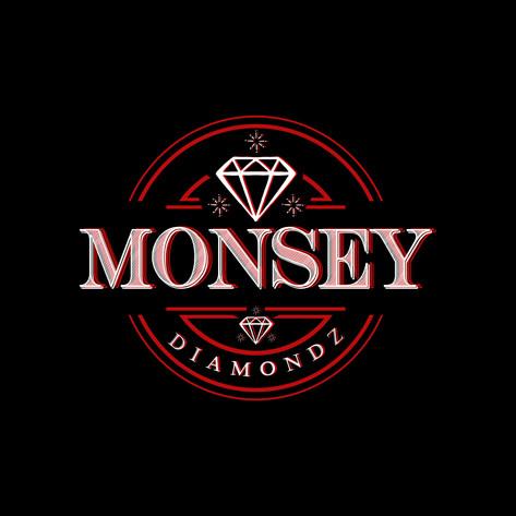 MONSEY DIAMONDZ ARTIST LOGO