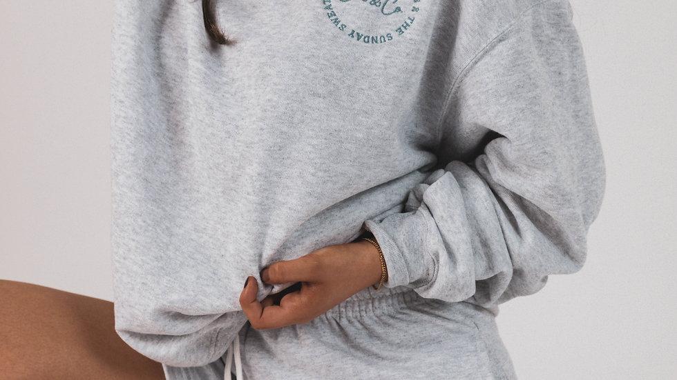 The Sunday Sweats Club & Co. Grey Jumper