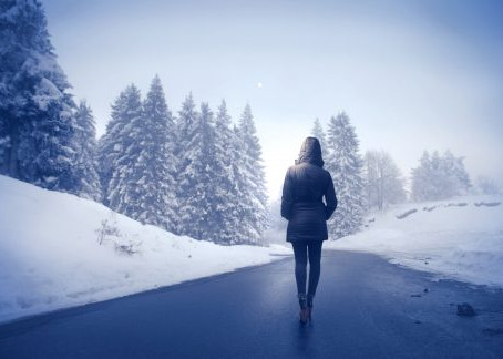 The January blues…