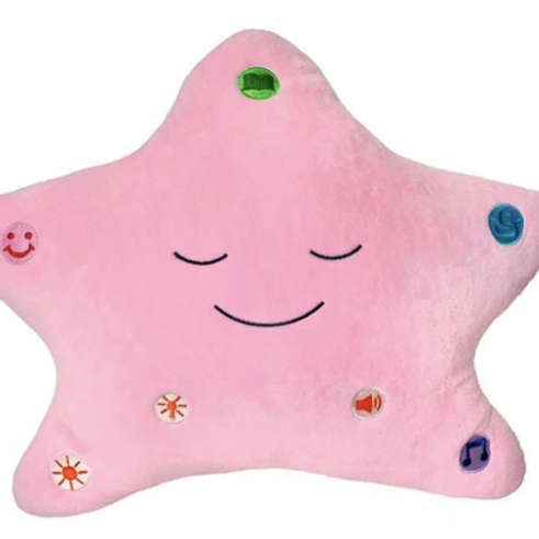 MY STAR DUA  PILLOW - PINK
