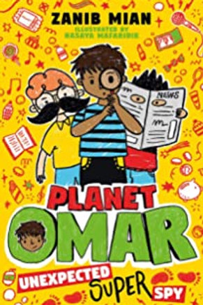 PLANET OMAR : Unexpected Super Spy