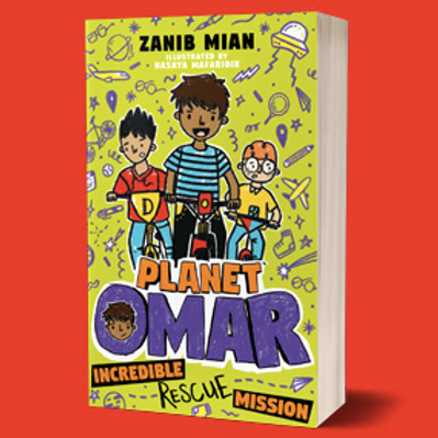 PLANET OMAR : Incredible Rescue Mission