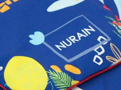Name Customisation (For mats & pillows)