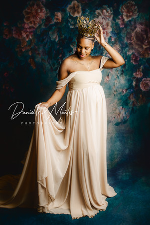 Silk Fairies- Adeline Gown (Color: Beige, Size: M - 36 US Bra Sizes, Cup Size: C, Top Option: Sweetheart, Slit: No Slit, Lining Option: Long Lining